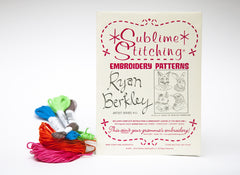 Sublime Stitching Embroidery Transfers