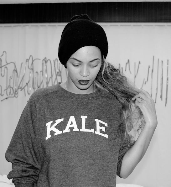KALE WILLOW SWEATSHIRT - NAVY