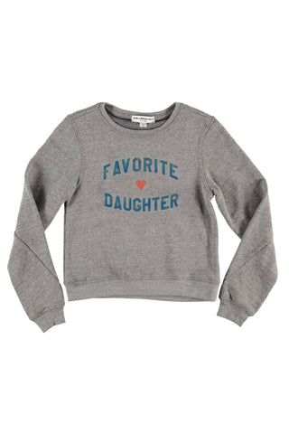 FAVORITE DAUGHTER YOUTH SIZE SELENA SWEATSHIRT