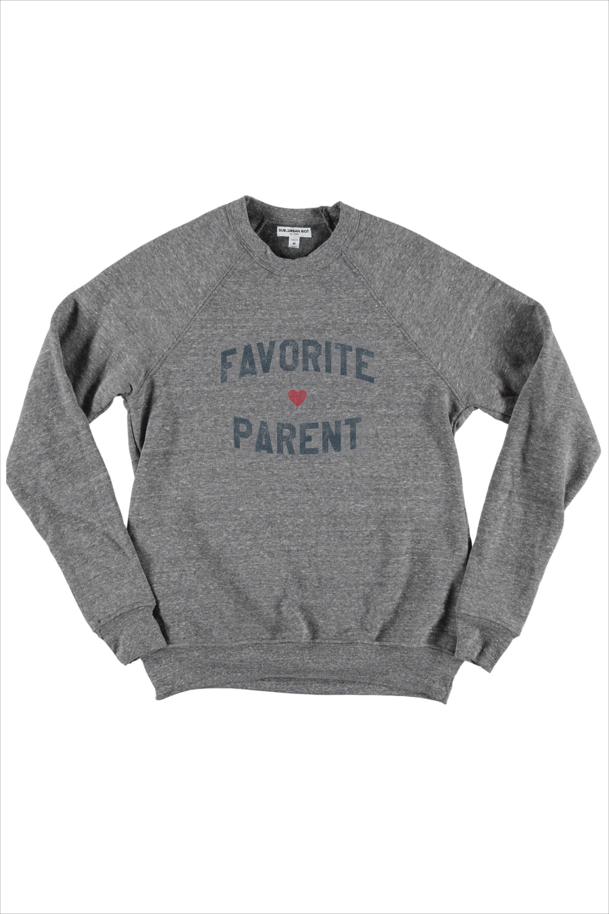 FAVORITE PARENT LOOSE CREW SWEATSHIRT