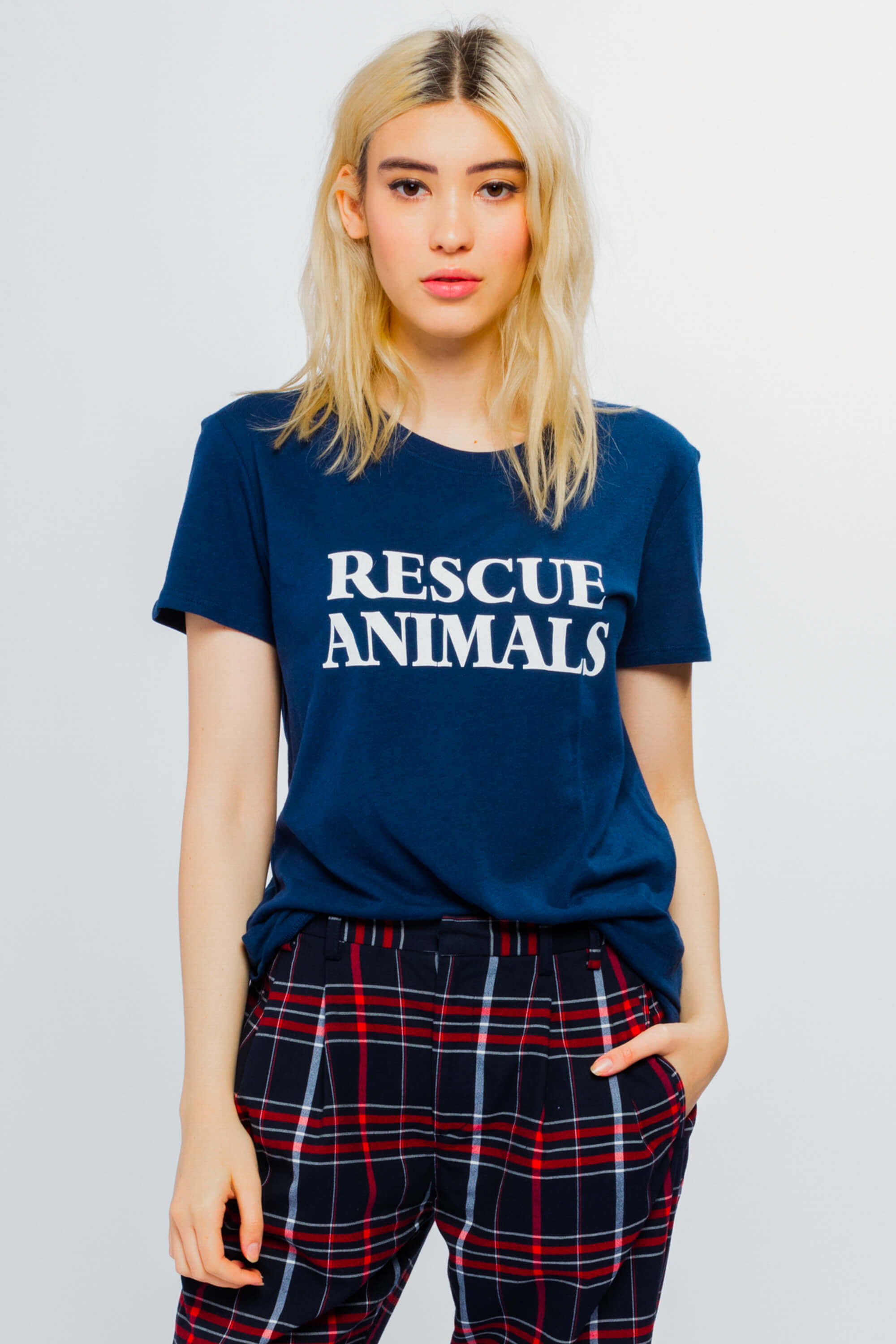 RESCUE ANIMALS LOOSE TEE