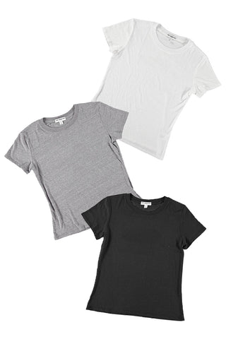 THE TRINITY LOOSE TEE - 3 PACK