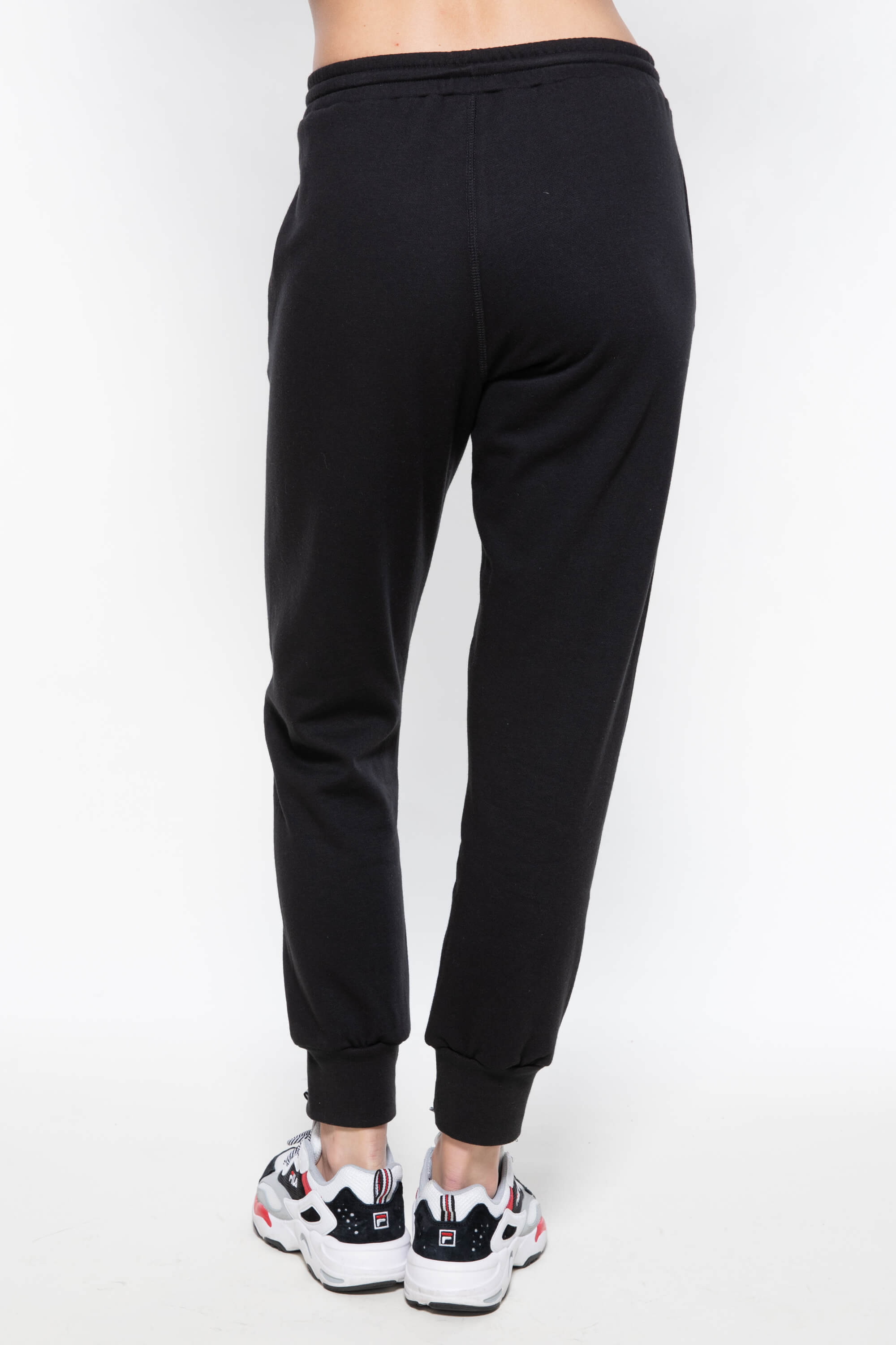 CAMBRIDGE SWEATS - BLACK