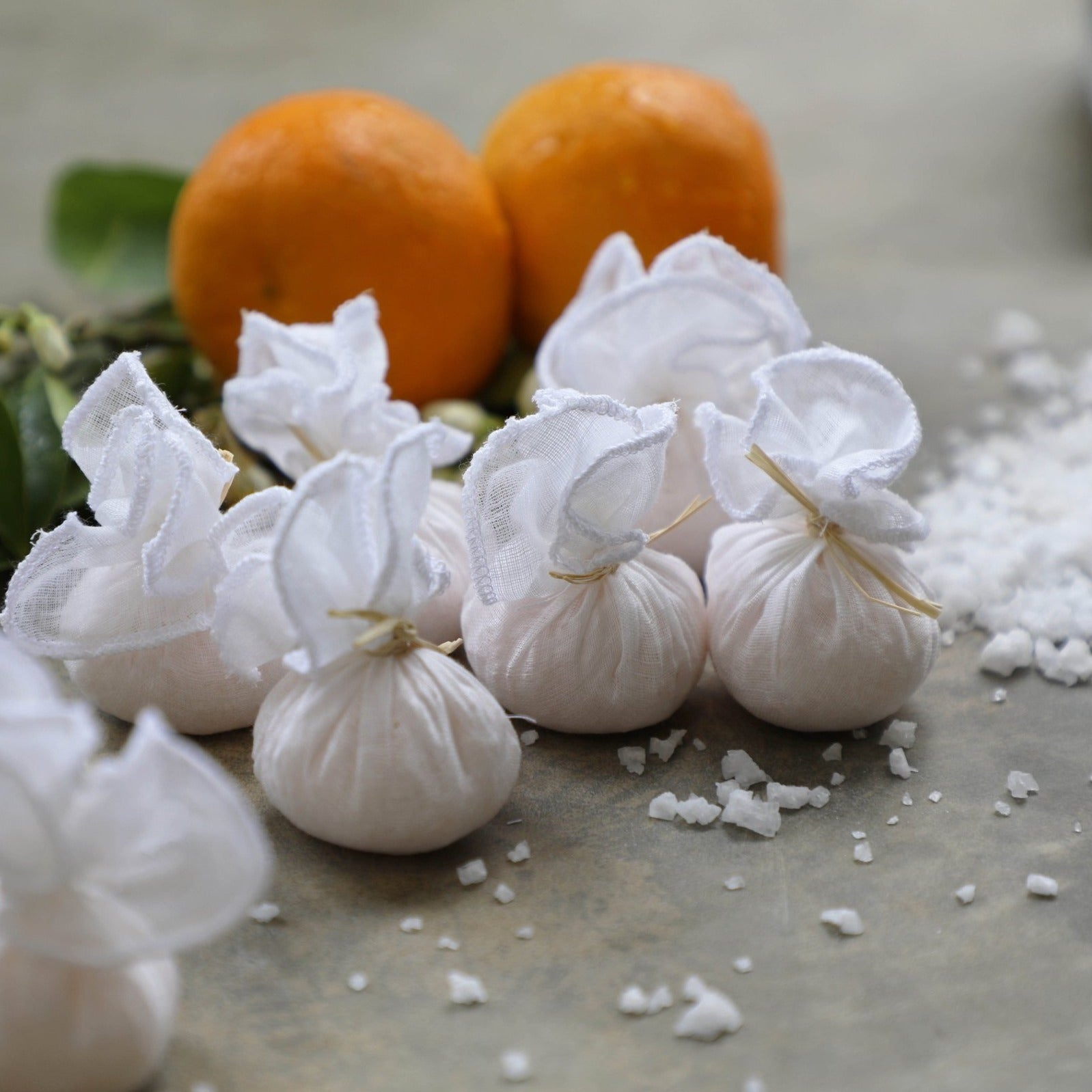 Orange Blossom Refreshing Bath Salts