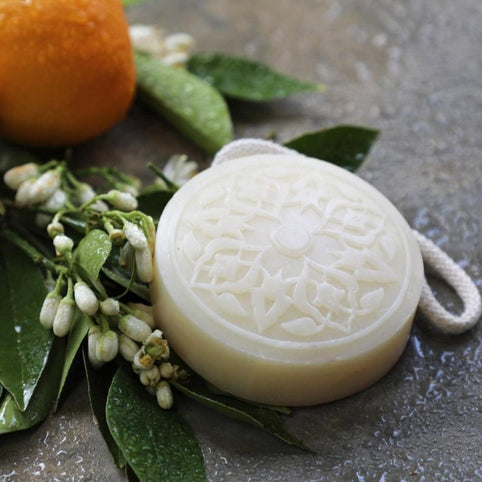 Orange Blossom Refreshing Body Soap