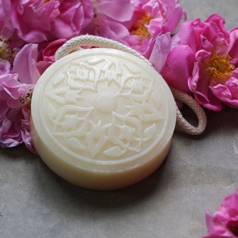 Rose of Damascus Uplifting Body Soap