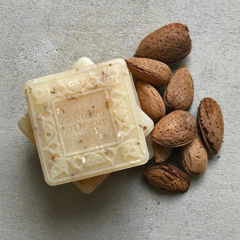 Almond Exfoliating Hand Soap