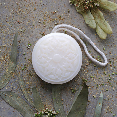 Tea Flower Stimulating Body Soap