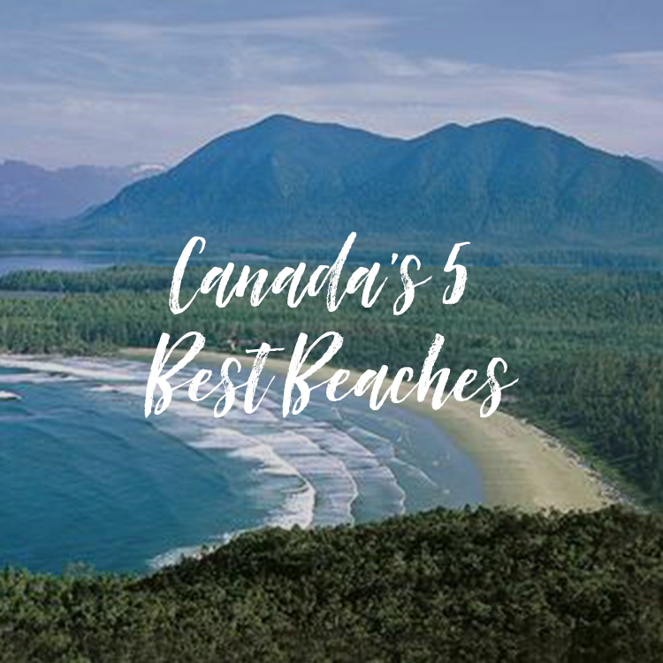 Canada's 5 Best Beaches - Soulstice Swim