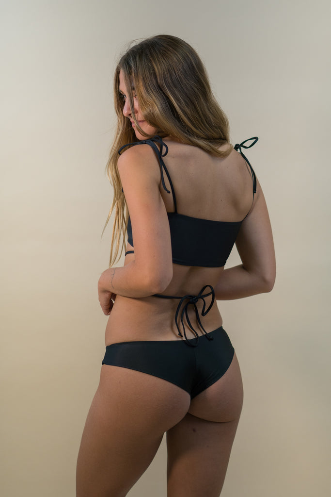 ALOE BOTTOM - BLACK