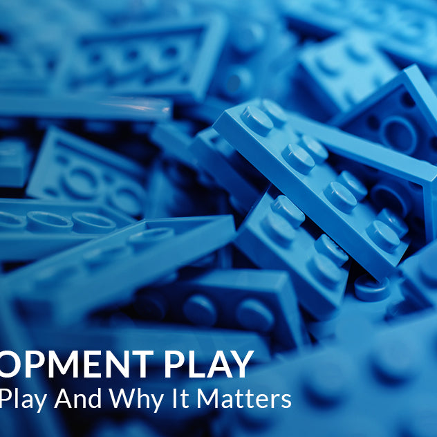 Development Play — Stages Of Play And Why It Matters