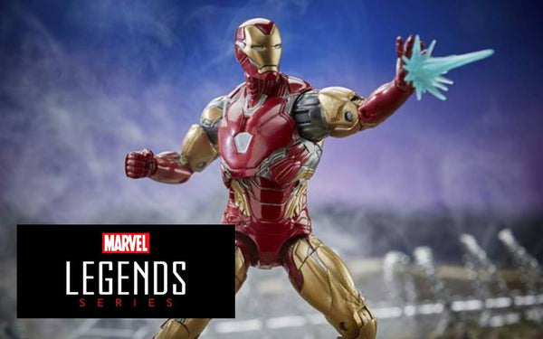 Marvel Legends Avengers: Endgame Iron Man Mark LXXXV Review