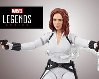 Marvel Legends Black Widow Figure Review