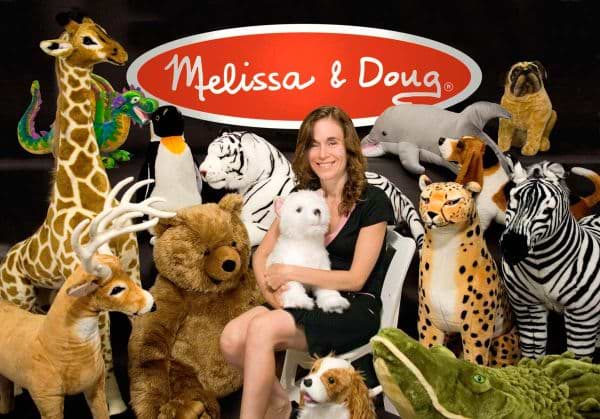 Melissa and Doug Stuffed Animals: There is Magic in the Details