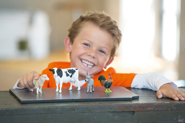Schleich Cows and Animals