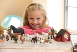 Schleich Farm Animals - Farm Life Done Right