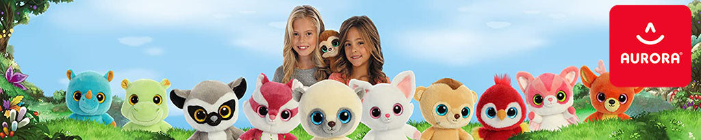 Aurora Gift Plush and Stuffed Animals