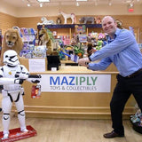Maziply Toys & Collectibles on Kingston and Carver Reporter