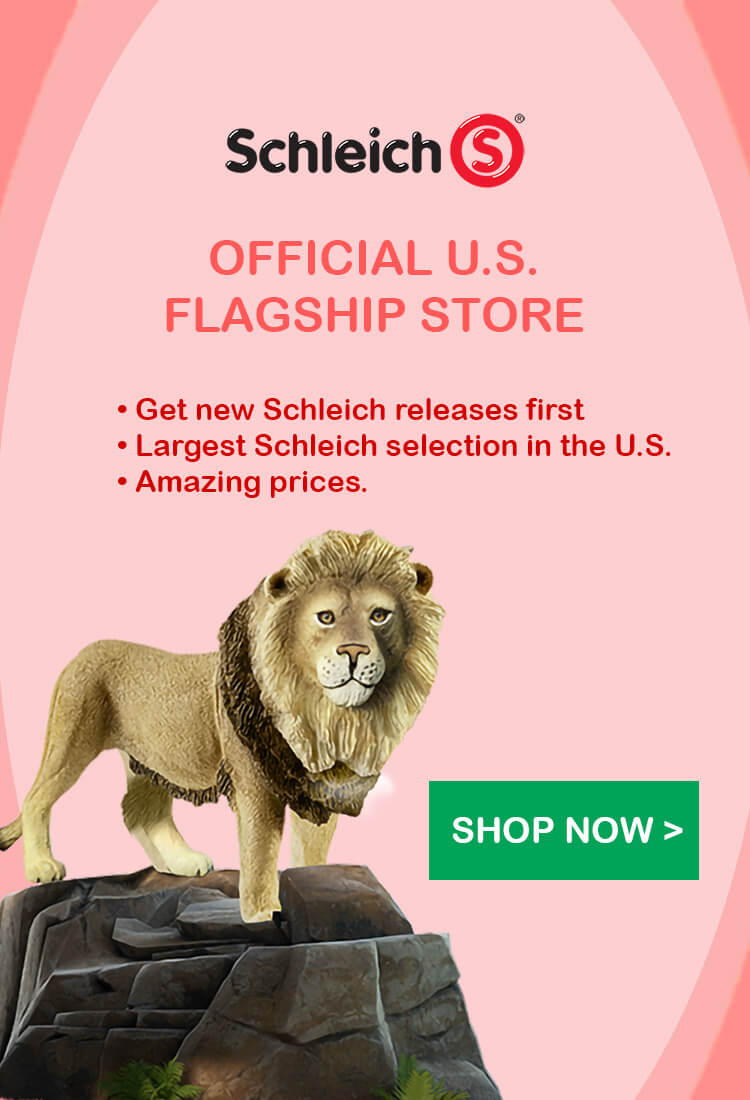 Official Schleich Flagship Store is Maziply Toys