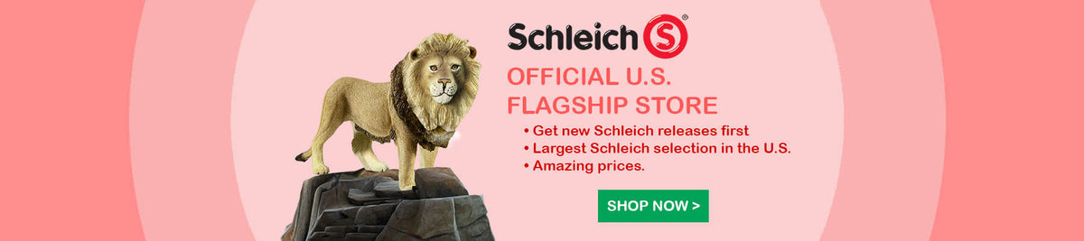 Maziply Toys is official Schleich Flagship Store in the United States.
