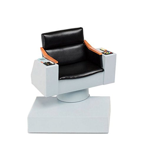 QMx Star Trek TOS Captain's Chair Replica - 1:6 Scale