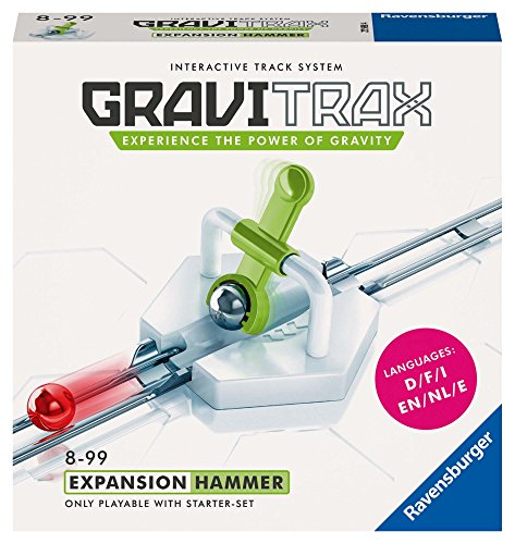 Ravensburger GraviTrax Expansion Gravity Hammer