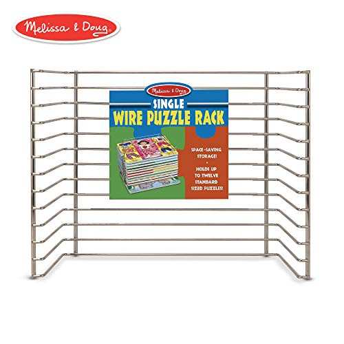 Melissa and Doug Single Wire Puzzle Rack