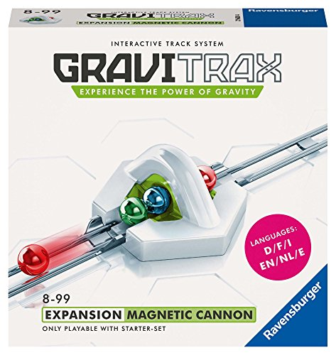 Ravensburger GraviTrax Expansion Magnetic Cannon