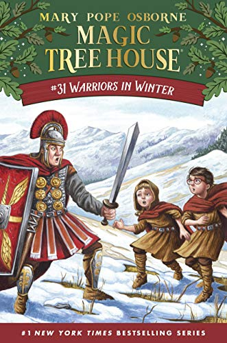 Magic Tree House Warriors in Winter