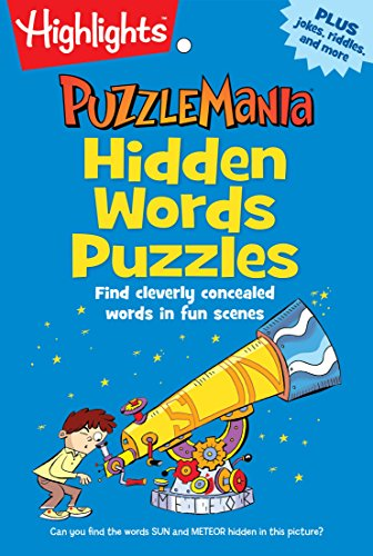 Highlights Hidden Words Puzzles