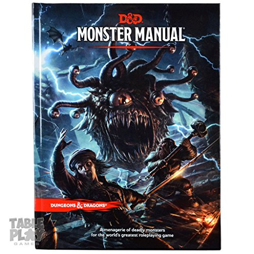 Dungeons & Dragons Monster Manual Hardcover