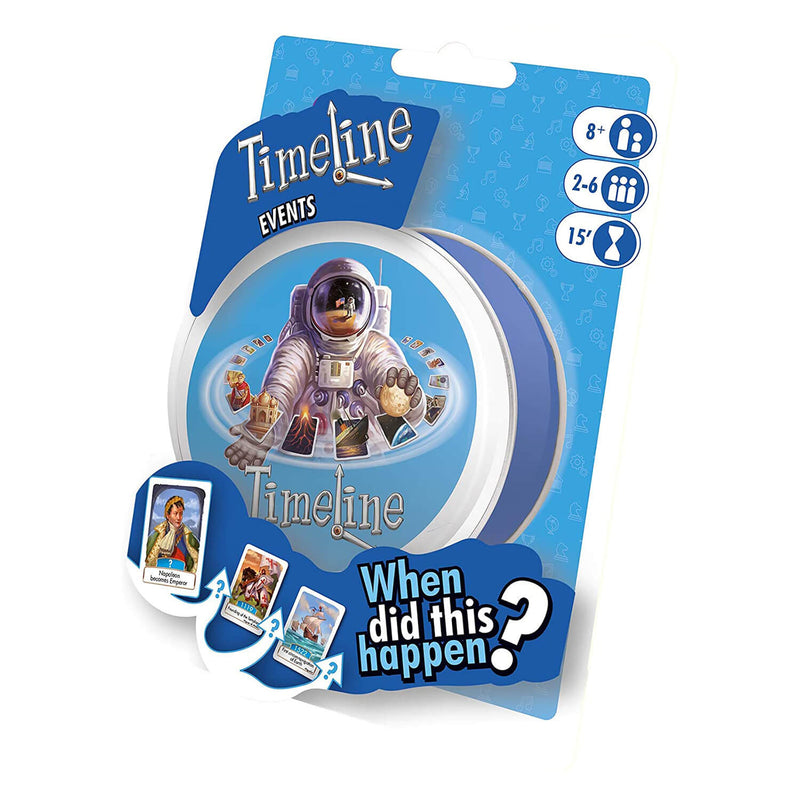 Timeline Events Game