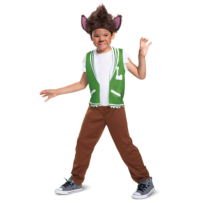 Disguise Super Monsters Lobo Howler Classic Costume 4-6 Years