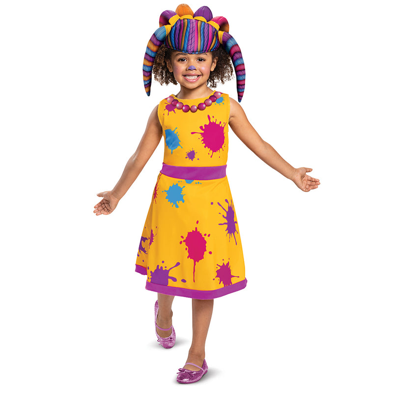 Disguise Super Monsters Zoe Walker Classic Costume 3T-4T