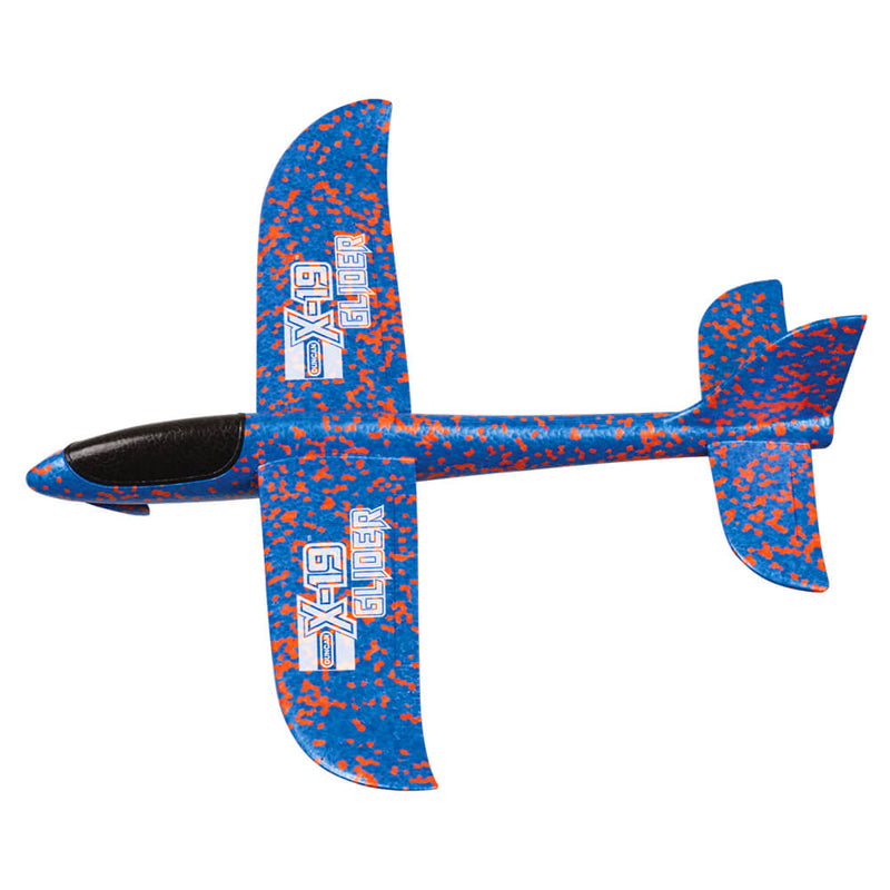Duncan X-19 Glider With Hand Launcher Activity Toy