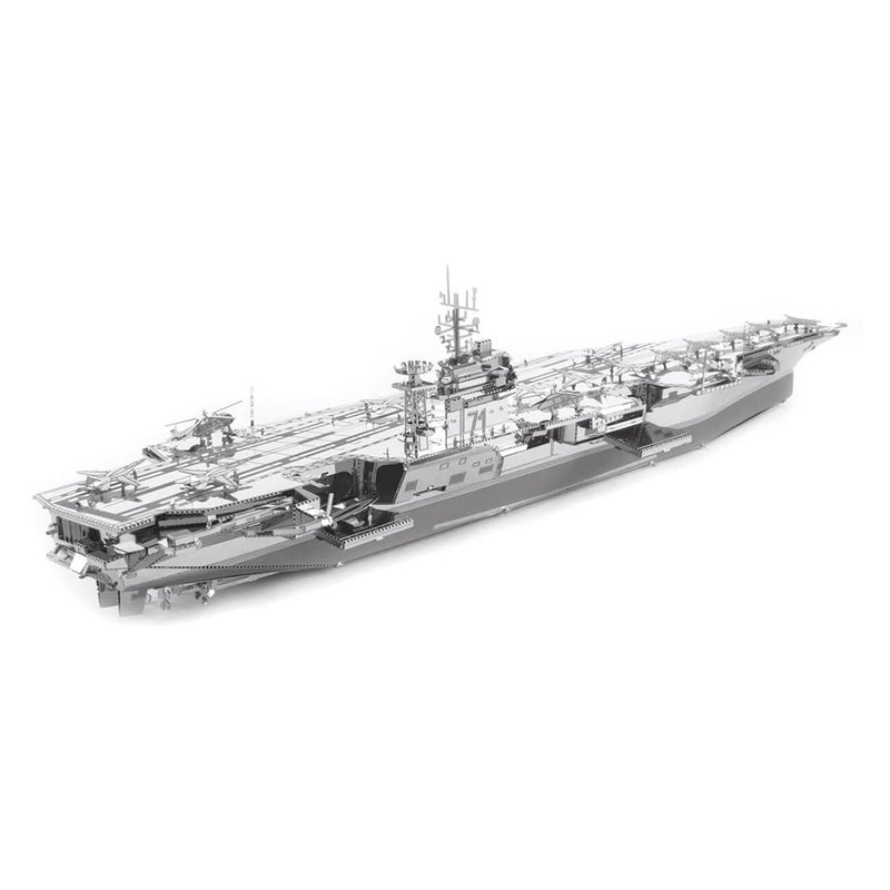 Metal Earth Premium Iconx USS Theodore Roosevelt CVN-71 - 2 Sheets