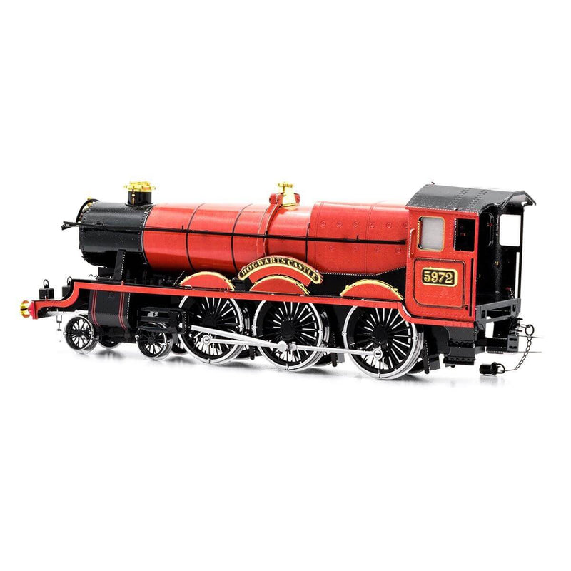 Metal Earth Pr Iconx Harry Potter Hogwarts Express Color - 3.25 Sheets