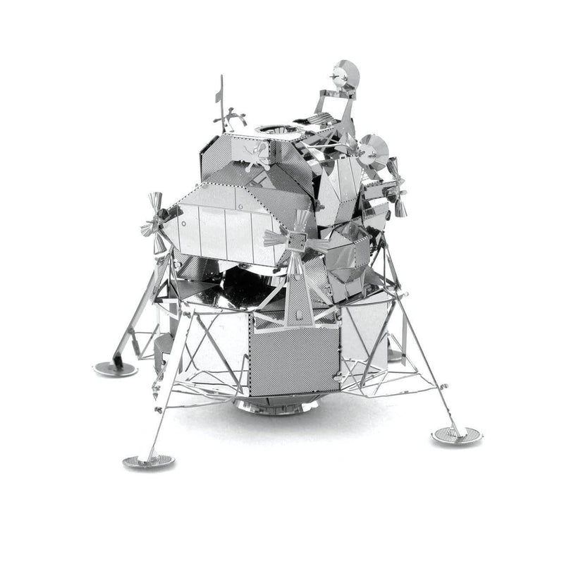 Metal Earth Apollo Lunar Module Metal Model Kit - 2 Sheets