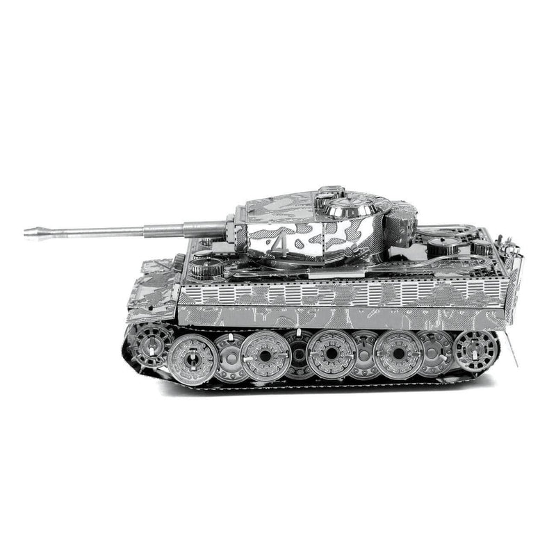 Metal Earth Tiger I Tank Metal Model Kit - 2 Sheets