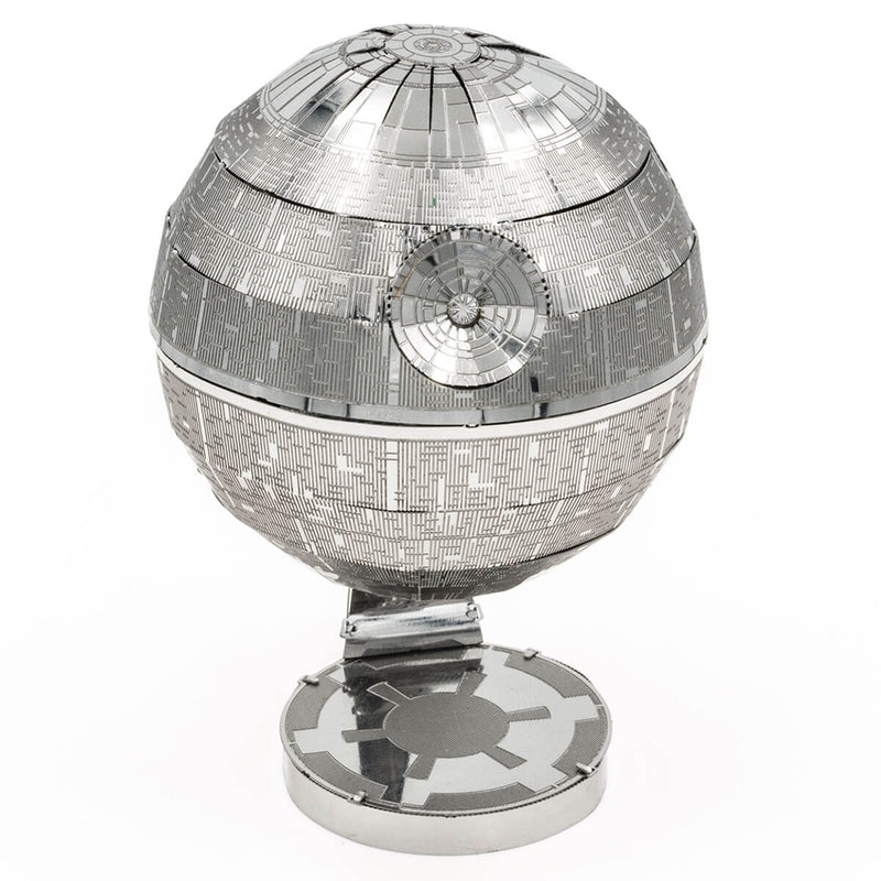 Metal Earth Star Wars Death Star Metal Model Kit - 2 Sheets