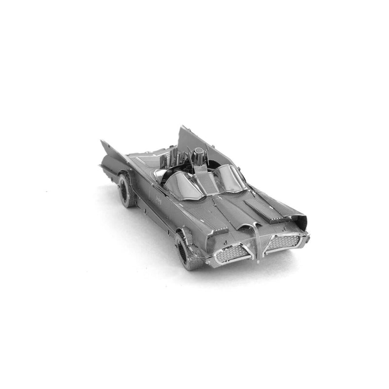 Metal Earth Batman TV Series Batmobile Metal Model Kit - 2 Sheets