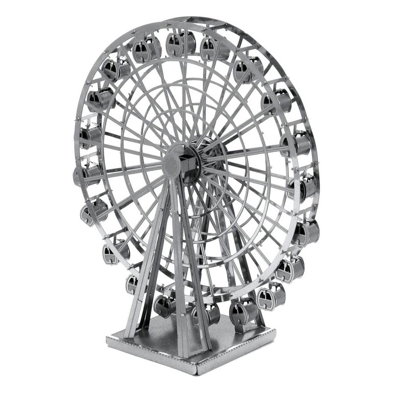 Metal Earth Ferris Wheel Metal Model Kit - 2 Sheets