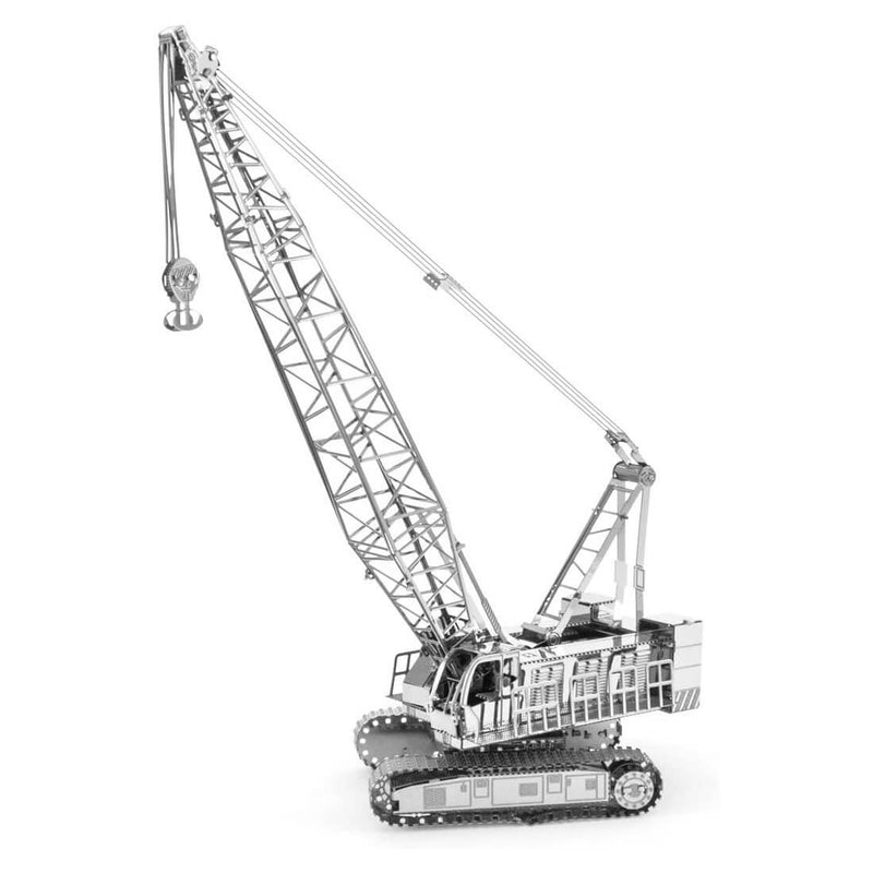 Metal Earth Crawler Crane Metal Model Kit - 2 Sheets