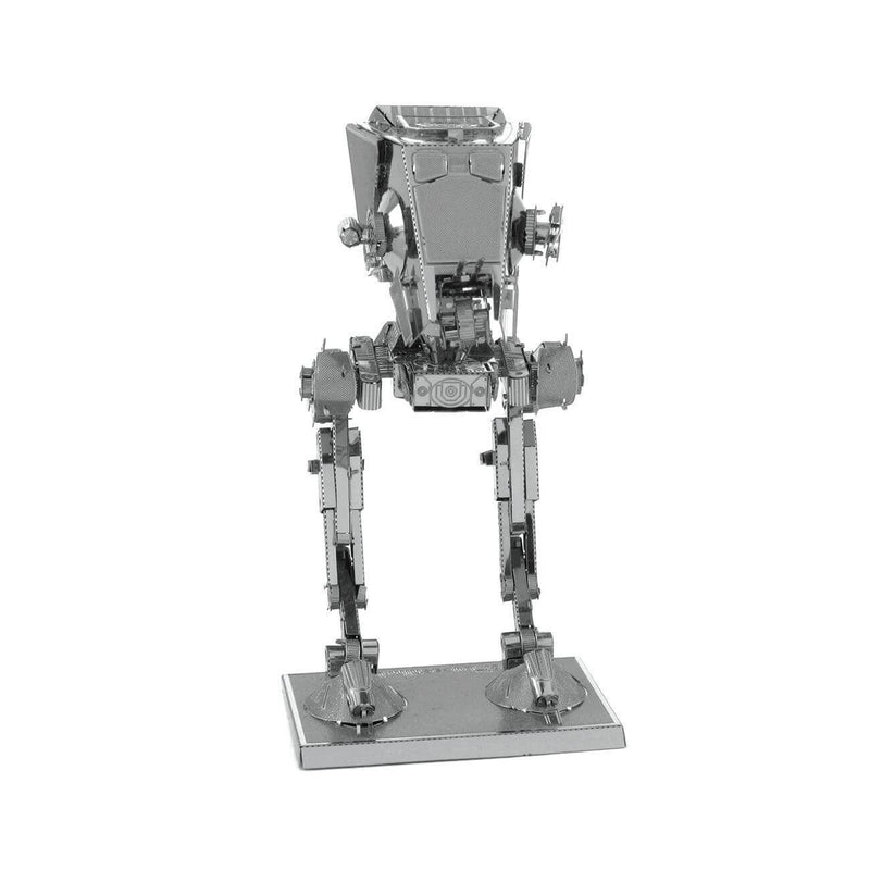 Metal Earth Star Wars AT-ST Metal Model Kit - 2 Sheets