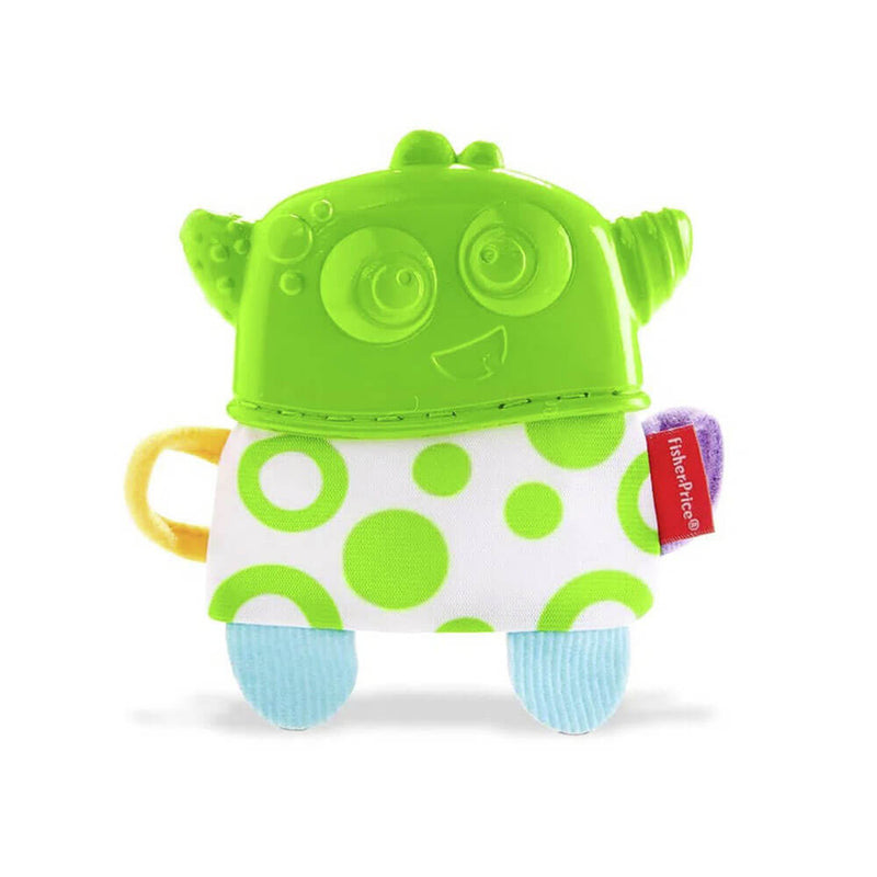 Fisher Price Mini Monsters Teething Pal Green