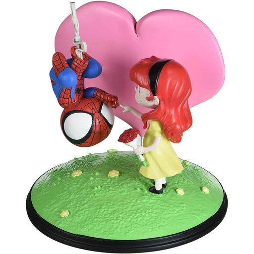 Gentle Giant Marvel Spider-Man & Mary Jane Animated Statue