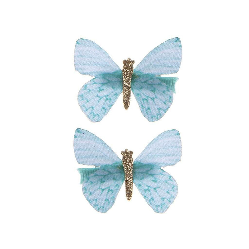 Great Pretenders Butterfly Wishes 2 Piece Hair Clip Set