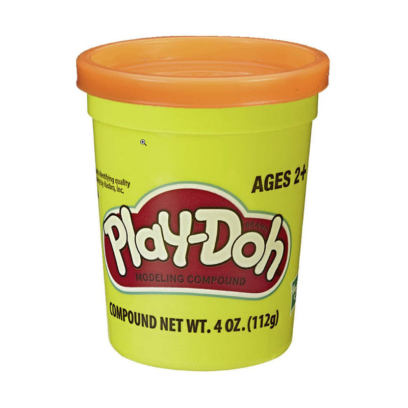 Play-Doh 4oz Single Can - Orange