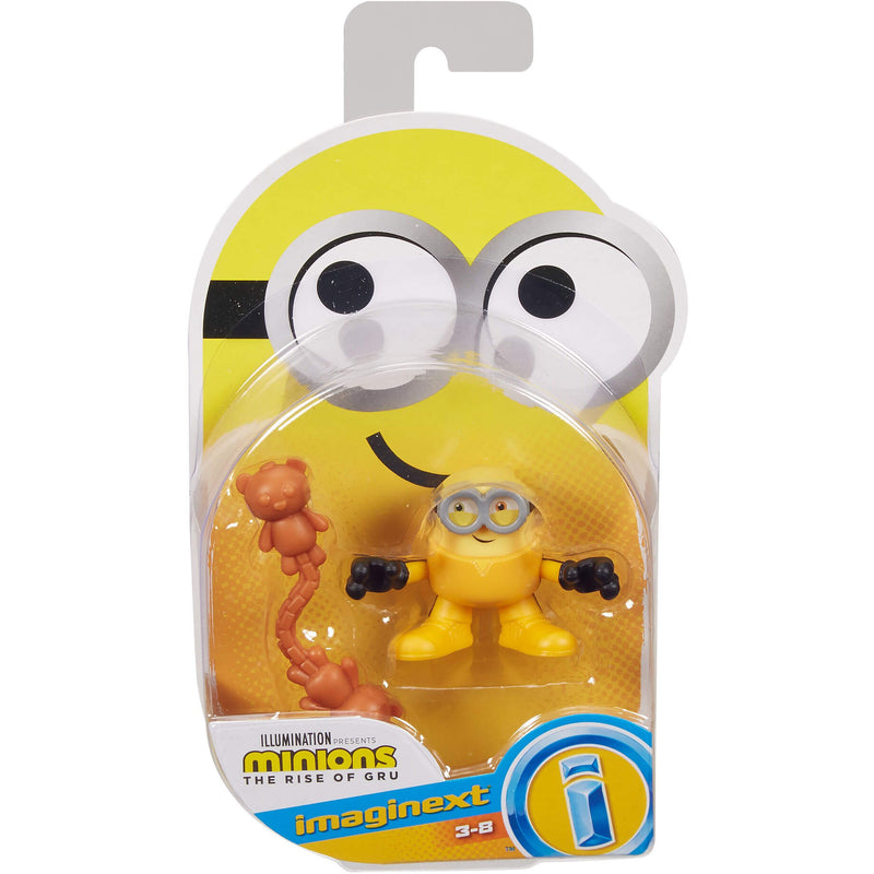 Imaginext Minions Kung Fu Bob Figure Set