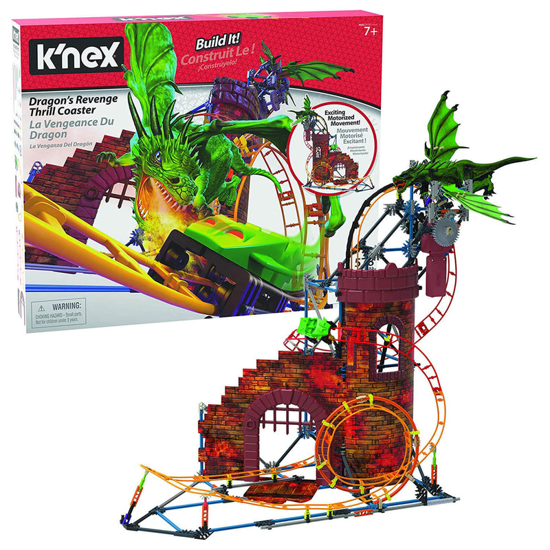 K'nex Dragon Revenge Coaster
